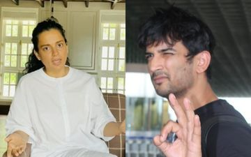 Team Kangana Ranaut Slams 'Movie Mafias' As Sushant Singh Rajput's Family Friend Confirms 'He Felt Suffocated, Wanted To Leave The Industry'