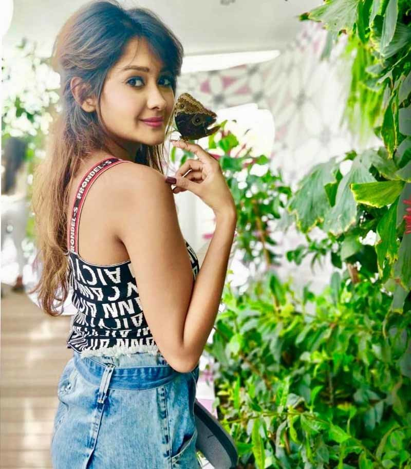 Kanchi Singh Picture From Her Instagrm Handle