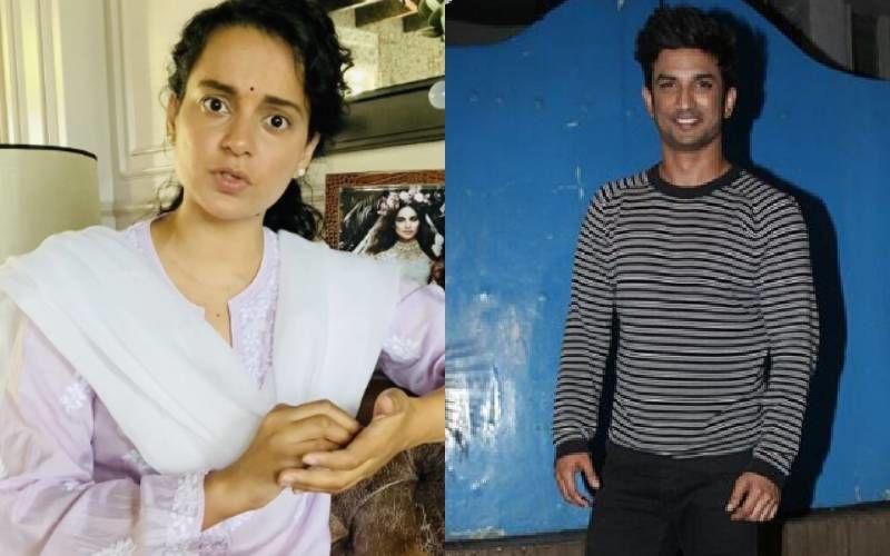 Kangana Ranaut's Explosive Revelation: Actress Claims Sushant Singh Rajput Had A SHOWDOWN With YRF Chief Aditya Chopra; Reveals Details