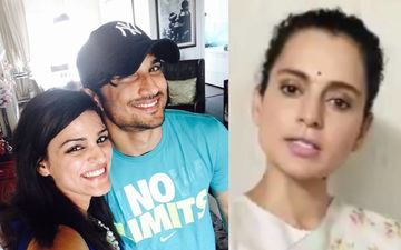 Sushant Singh Rajput's Sister Shweta Supports Kangana Ranaut And Demands 'Ram Raj' And 'President's Rule'; Netizens Ask 'Kahan Gaya Justice For Sushant'