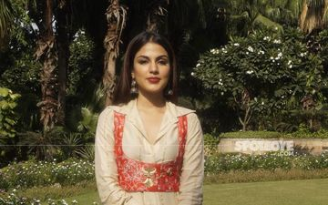 BREAKING: Rhea Chakraborty's Bail Plea Rejected, Sent to Judicial Custody For 14 Days; To Spend The Night In NCB Office