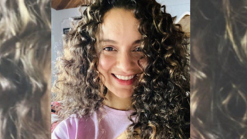 Thalaivi: Kangana Ranaut Looks Fresh As A Daisy In Morning Selfies; Reveals Resuming Work Post 7 Months