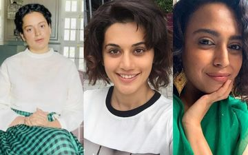 Team Kangana Ranaut Claims Taapsee, Swara Are Struggling To Find Work; Mentions They 'Won't Have Same Experiences Or Enemies Like Kangana Or Shushant'