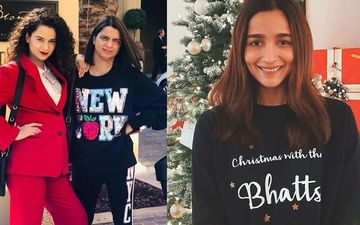 Internet Lauds Alia Bhatt For Sending Flowers To Kangana Ranaut BUT Rangoli Passes Snide Remark, 'Mazze Aa Rahe Hain'