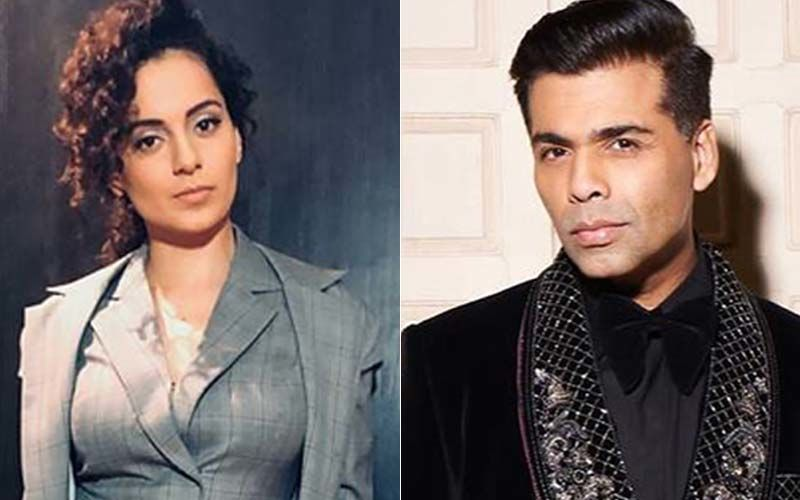 "Kangana Ranaut-Karan Johar War Continues: Actress Takes A Dig, ""Mr Johars Of The World Present People Whose Acting Abilities Are Questionable"""
