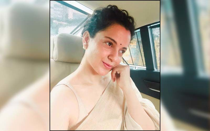 Kangana Ranaut Is In The Mood For Love As She Feels Nothing Is More Romantic Than Mumbai Rains; Says 'Who Is Meant For Me Please Show Up Na'