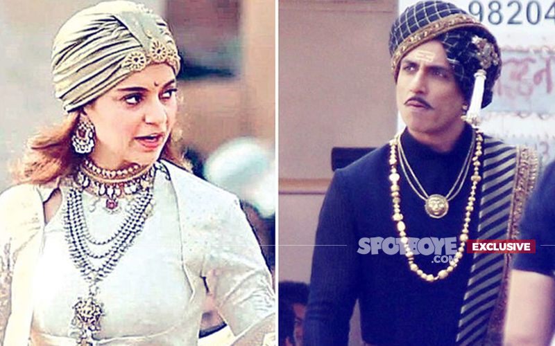 Manikarnika Producer Sides With Kangana Ranaut In The Fight, Blames Sonu Sood For Giving Away Their Dates To Simmba