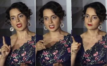 "Kangana Ranaut Swears To Teach Bollywood A Lesson: ""Main Inki Vaat Laga Dungi"""