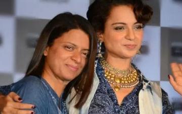 Kangana Ranaut's Sister Rangoli Chandel All Set To Adopt A Baby Girl; Makes The Big Announcement