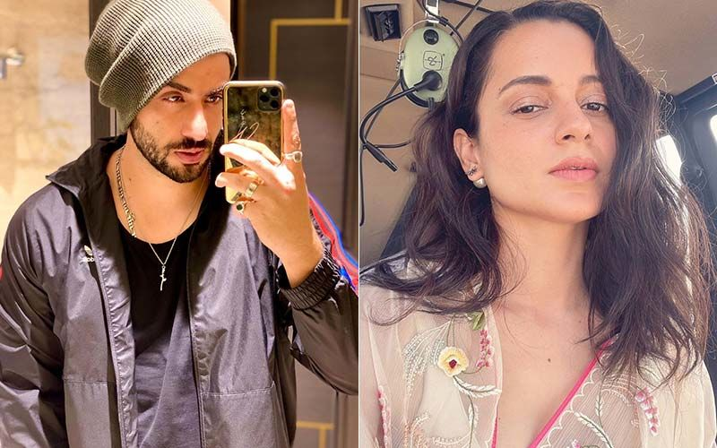 Aly Goni Pokes Fun At Kangana Ranaut; Reposts Edited Version Of Her Video With 'Only Sensible Parts'
