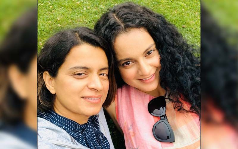Kangana Ranaut's Sister Rangoli Chandel To Take Legal Action Against Anand Bhushan After The Designer Pledged To Never Collaborate With The Actress For Future Projects