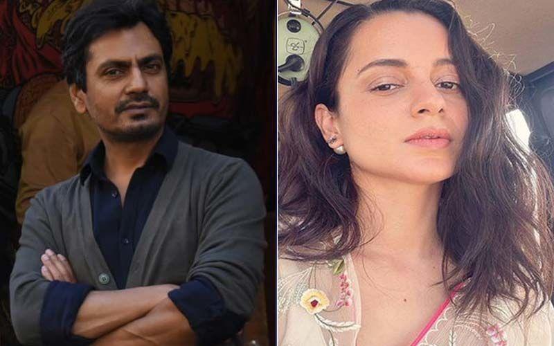 Nawazuddin Siddiqui Joins The Cast Of Kangana Ranaut's 'Tiku Weds Sheru' And Fans Are Delighted