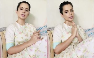 An Emotional Kangana Ranaut Releases A Video Statement After BMC Demolishes Her Office; Says, 'Iske Kuch Mayne Hain, Jai Hind Jai Maharashtra' - WATCH