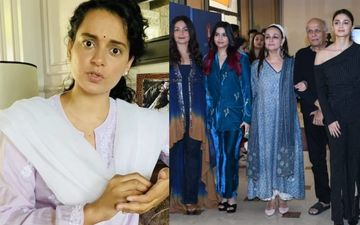 Team Kangana Ranaut Attacks Bhatt Family; Questions Why Was Mahesh Bhatt Counselling Sushant Singh Rajput?