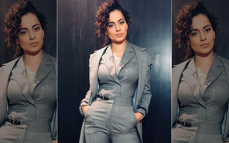 What?! A Film On Kangana Ranaut's Controversial Life And Actress Will Direct It
