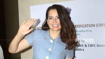 Tejas: Cameras Start Rolling For Kangana Ranaut-Starrer In Mumbai; Here's Where The Next Schedule Will Take Place