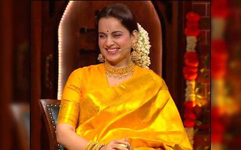 The Kapil Sharma Show: Kapil Pokes Fun At Kangana Ranaut; Asks Her 'Kaise Lag Raha Hai, Itne Din Ho Gaye, Koi Controvery Nahi Hui' -WATCH