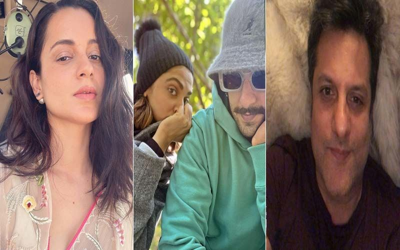 Entertainment News Round Up: Kangana Ranaut To Play The Role Of Sita, Deepika Padukone And Ranveer Singh Buy A Bungalow In Alibaug; Fardeen Khan To Make A Comeback In Films