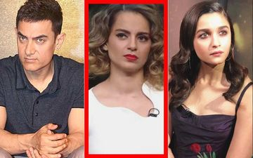 Manikarnika Controversy Escalates: Now, Kangana Ranaut Slams Alia Bhatt And Aamir Khan