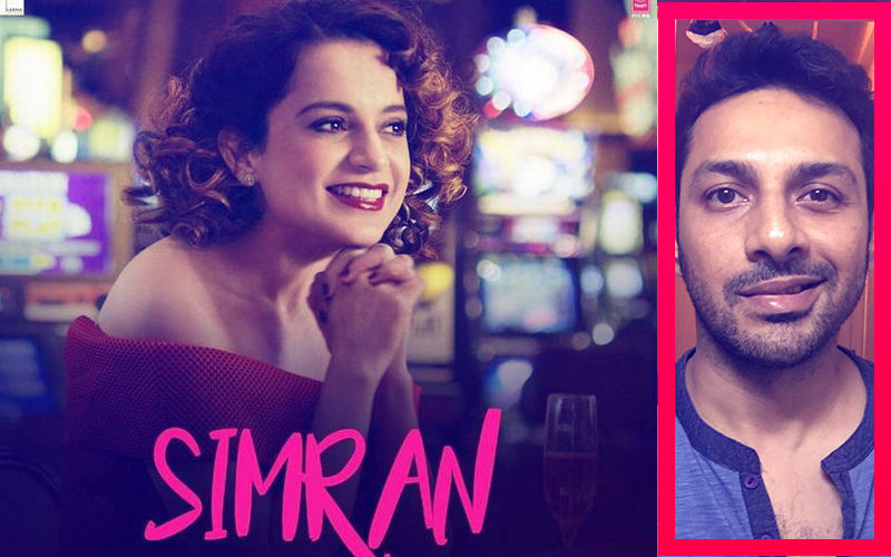 Writer Apurva Asarani Takes His Share Of Blame For Kangana Starrer Simran Failure