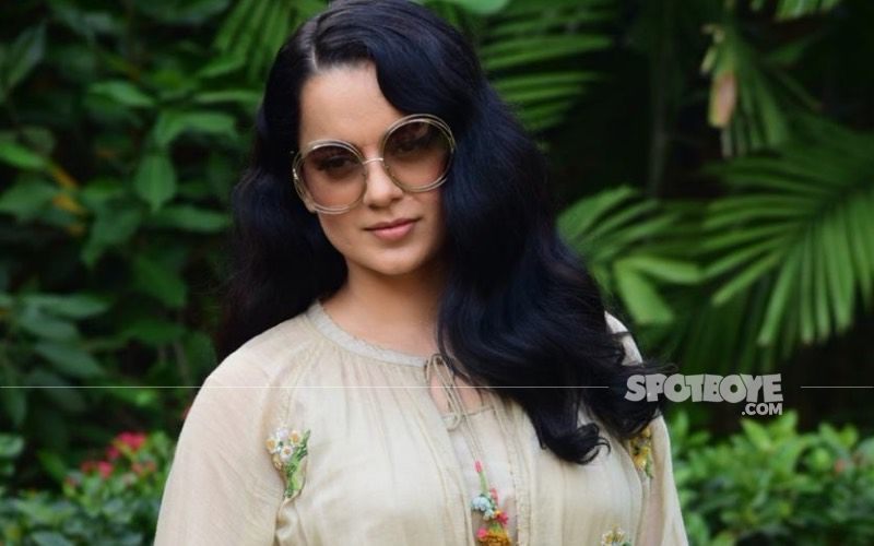 Kangana Ranaut Calls Herself The 'Highest Tax Paying Actress'; Reveals She Hasn't Paid Half Of Last Year's Tax Due To 'No Work'