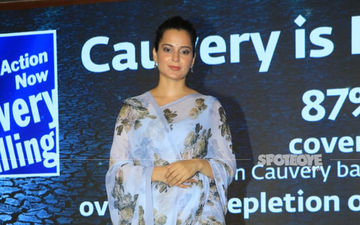 Kangana Ranaut Shares Her Thoughts On Aarey Deforestation, Calls Fellow Celebs Selfish And Indifferent