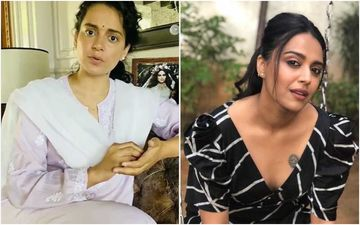 Kangana Ranaut Calls Out Swara Bhasker For 'Doing Chaploosi'; Reveals She Graced The Show After Many Requests