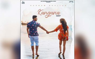 Gurnam Bhullar All Set To Release His New Song 'Kangana'; Shares Poster