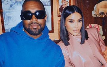 Kim Kardashian's Husband Kanye West Reveals He Contracted COVID-19 In February - Read More