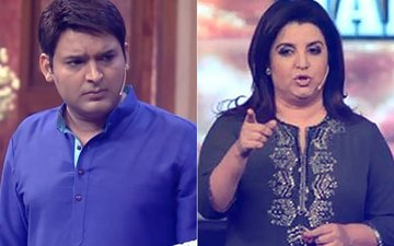 Height Of Indecency! Kapil Sharma DOES NOT REGRET Inviting Farah Khan Via SMS