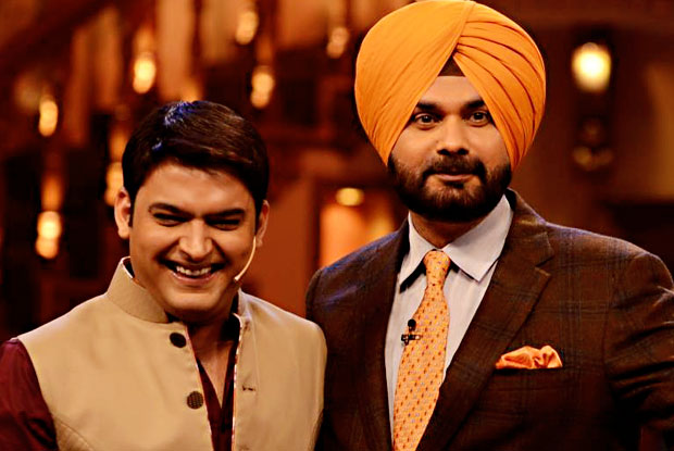 Kapil sharma and sidhu