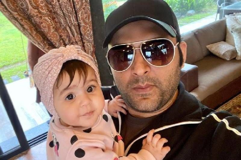 Kapil Sharma Shares Pictures From Daughter Anayra's First Birthday; Expresses Gratitude To Fans For Sending In Love - PICS INSIDE