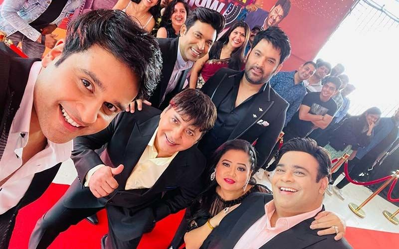 The Kapil Sharma Show In Legal Trouble, FIR Lodged For Showing The Cast Consuming Alcohol In Courtroom Set