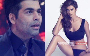 Why Did Karan Johar's Choice Of SOTY 2, Disha Patani, Bunk His Show India's Next Superstars?