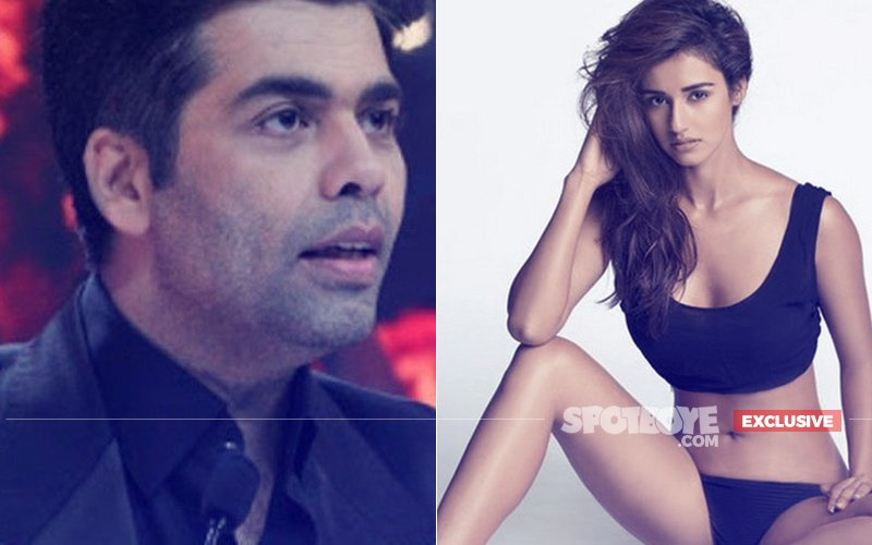Why Did Karan Johar's Choice Of SOTY 2, Disha Patani, Bunk His Show India's Next Superstars?
