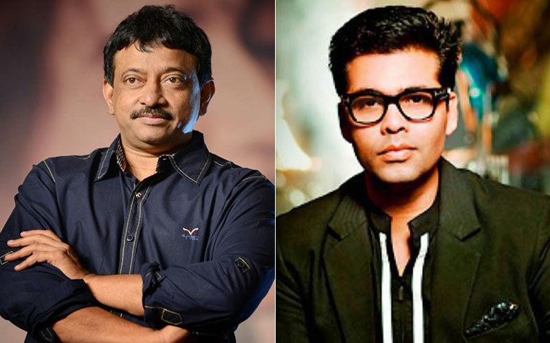 "Karan Johar Thanks Frenemy Ram Gopal Varma For Fulfilling His ""Unreasonable"" Request!"