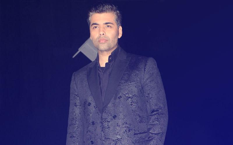 Karan Johar's Candid Confession: I Am Undersexed
