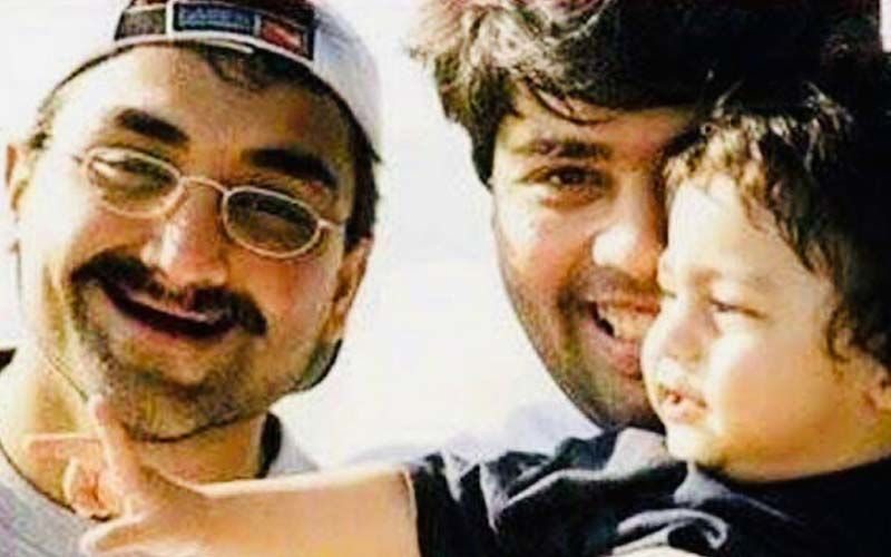 Karan Johar Wishes His 'Mentor And Best Friend' Aditya Chopra On His 50th Birthday With A Priceless Throwback Picture Clicked By Shah Rukh Khan