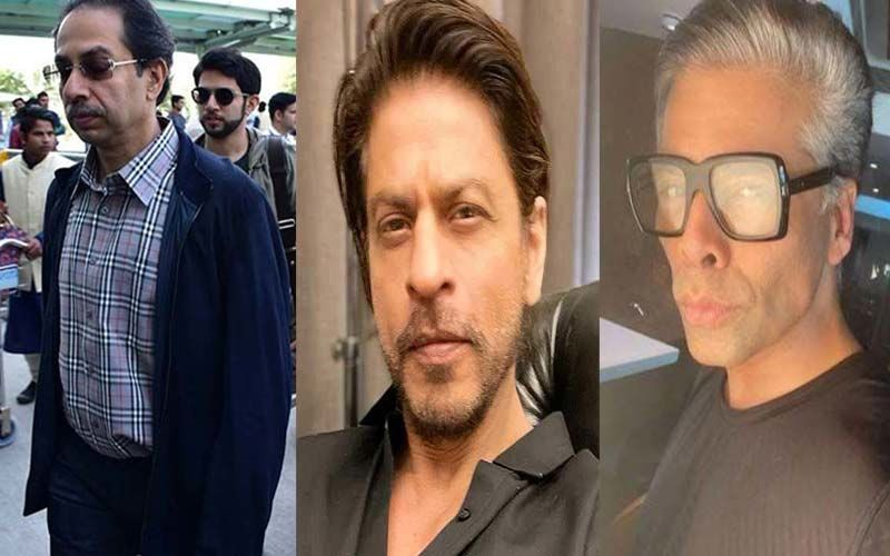 Dilip Kumar Demise: CM Uddhav Thackeray, Shah Rukh Khan And Karan Johar Arrive At The Late Actor's Residence To Meet Saira Banu
