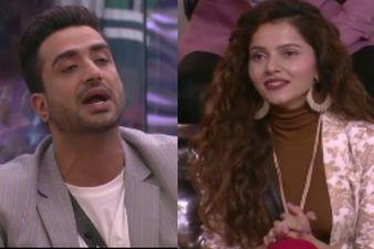 Bigg Boss 14: Salman Khan Takes Away Aly Goni's Captaincy To Give It To Rubina Dilaik; Rahul Vaidya And Jasmin Bhasin Object