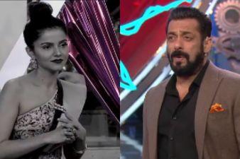Bigg Boss 14 Weekend Ka Vaar SPOILER ALERT: Rubina Dilaik Alleges Salman Khan Supports Eijaz Khan; Host Calls It 'Galat Baat'