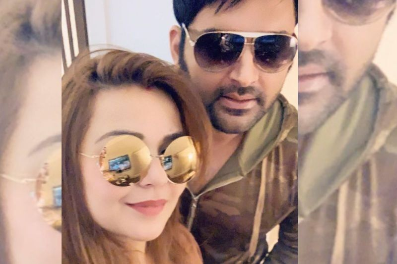 Kapil Sharma On The Low Phase In His Career: 'My Wife Ginni Gave Me Strength, Stayed With Me Like A Pillar'