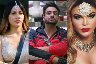 Bigg Boss 14: Nikki Tamboli Accuses The Makers Of Being Partial As She Finds Rakhi Sawant's Cream Rolls; Aly Goni Eats A Roll Picked Up From Dustbin To Prove His Point