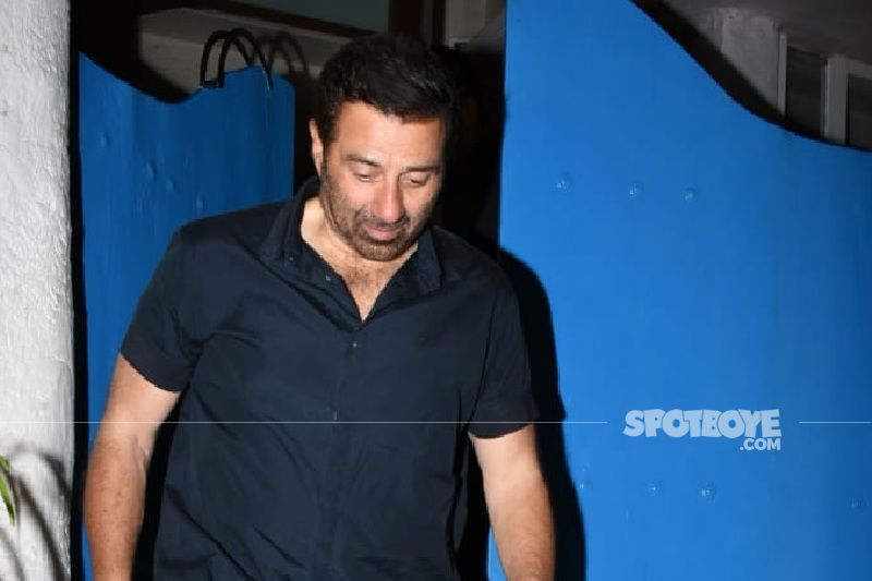 Sunny Deol Deserves The Credit For Getting Theatres To Run At 100 Percent Occupancy? - DETAILS HERE