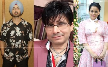 Ex-Bigg Boss Contestant Kamaal R Khan Has A Request For Diljit Dosanjh And Kangana Ranaut Over His '2 Rupee People' Dialogue