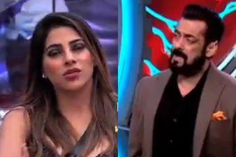 Bigg Boss 14 Weekend Ka Vaar SPOILER ALERT: Salman Khan Is Mighty Upset With Nikki Tamboli; Slams Her For Being 'Badtameez' - WATCH