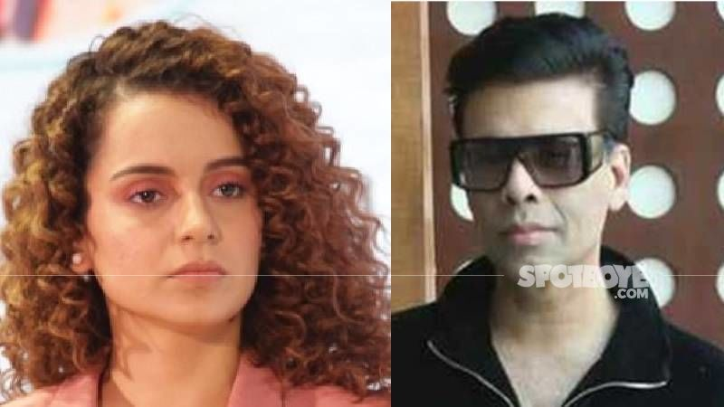 Kangana Ranaut Targets Karan Johar's 'Koffee With Karan' Whilst Praising Simi Garewal's Talk Show; Writes  His Interviews Are About 'Bitching, Bullying, Gossip, Frustrated S*x'