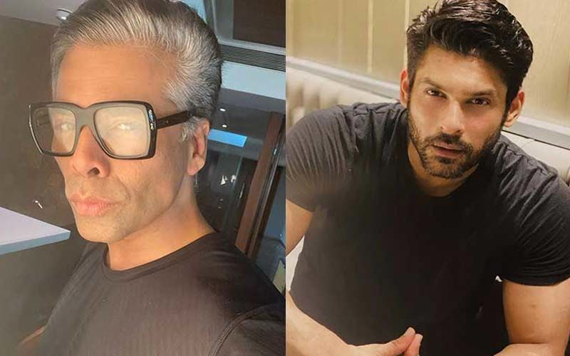 Sidharth Shukla Death: Karan Johar Expresses Grief Over The Actor's Untimely Demise; 'I Will Remember Your Warm Smile And Kind Heart'
