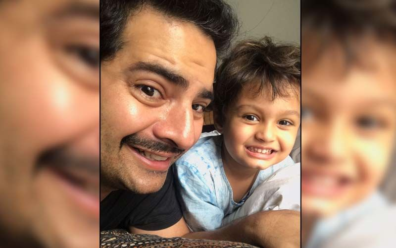 Karan Mehra Shares An Old Video With Son Kavish And Reveals He Hasn't Met Him For Over Hundred Days Amid Feud With Wife Nisha Rawal -WATCH