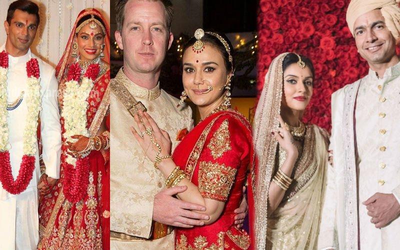 KARVA CHAUTH SPECIAL: Bollywood Beauties Asin, Bipasha, Preity, Urmila Celebrate First Karva Chauth This Year
